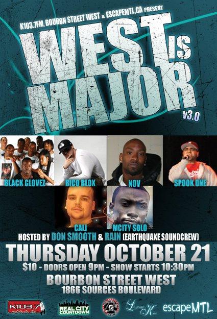 West Is Major v3.0