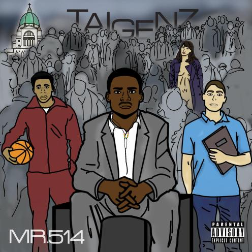 Taigenz - Mr. 514 (Front Cover)
